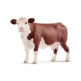 13867 Hereford Cow