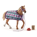 42360 English Thoroughbred with Blanket