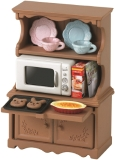 5023 Sylvanian Cupboard with Oven AB2760