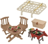 5048 Sylvanian Roof Rack with Picnic Set*19