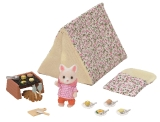 5209 Sylvanian Seaside Camping Set