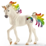 70525 Rainbow Unicorn, Foal