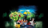 9222 Ghostbusters Hot Dog Stand with Slimer
