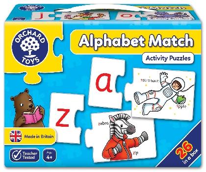 alphabet-match