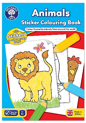 animals-colouring-book