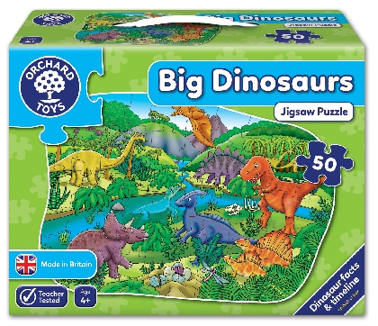 big-dinosaurs