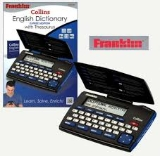 Electronic Collins Express Dictionary with Thesaurus