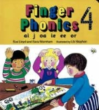 Finger Phonics - Book 4