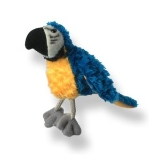 Finger Puppet - Blue and Gold Macaw