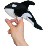 Finger Puppet - Whale/Orca
