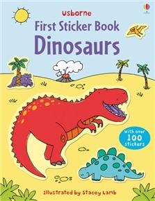 first-sticker-book-dinosaurs