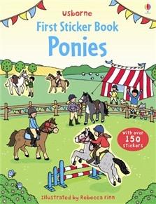 first-sticker-book-ponies
