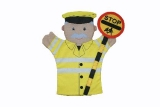Flat Glove Lollipop Man