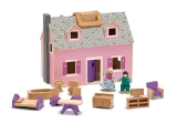Fold and Go Dolls House AA8846