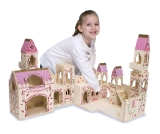 Folding Princess Castle*17