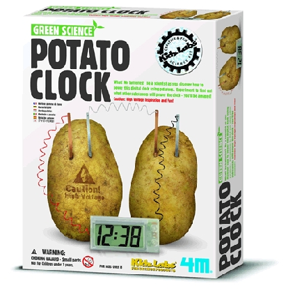 green-science-potato-clock