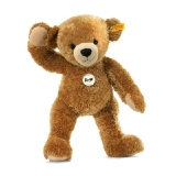 Happy Teddy Bear - Light Brown