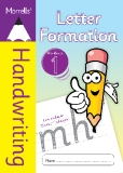 Letter Formation Workbook 1