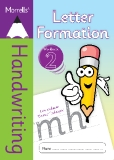 Letter Formation Workbook 2