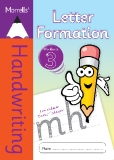 Letter Formation Workbook 3