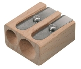 Lyra Pencil Sharpener - 2 hole Right-handed