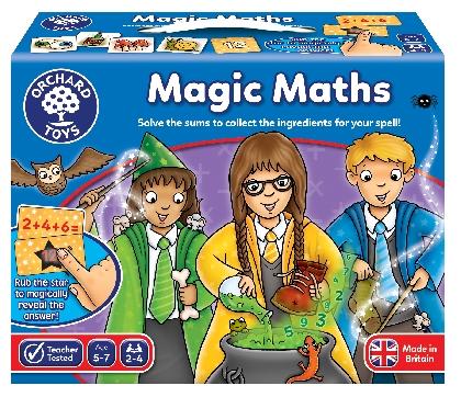 magic-maths