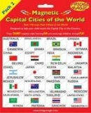 Magnetic Capital Cities of the World - Pack 2