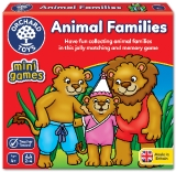 Mini Game - Animal Families