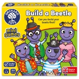 Mini Game - Build a Beetle