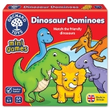 Mini Game - Dinosaur Dominoes