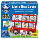 Mini Game - Little Bus Lotto