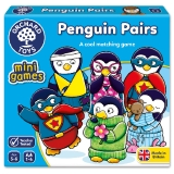 Mini Game - Penguin Pairs