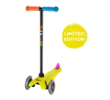 Neon Micro Scooter - Yellow (W)