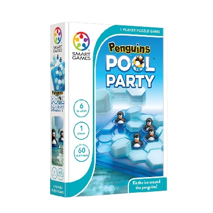 penguin-pool-party