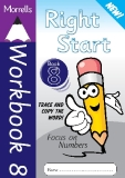 Right Start Workbook 8 - Focus on Numbers