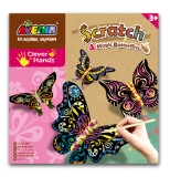 Scratch - Magic Butterflies