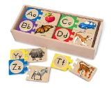 Self Correcting Alphabet Puzzles*17