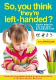 """So You Think Theyre Left-Handed?"" Book"