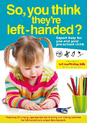 so-you-think-theyre-lefthanded-book