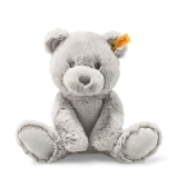 Soft Cuddly Friends Bearzy Teddy Bear - Grey
