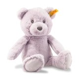 Soft Cuddly Friends Bearzy Teddy Bear - Lilac