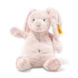 Soft Cuddly Friends Belly Rabbit - Pale Pink