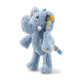 Soft Cuddly Friends Earz Elephant, blue