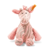 Soft Cuddly Friends Giselle Bell Giraffe - Pale Pink