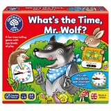 Whats the Time Mr. Wolf