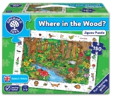 Where in the Wood?